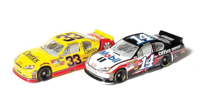 LIONEL NASCAR Sprint Cup cars