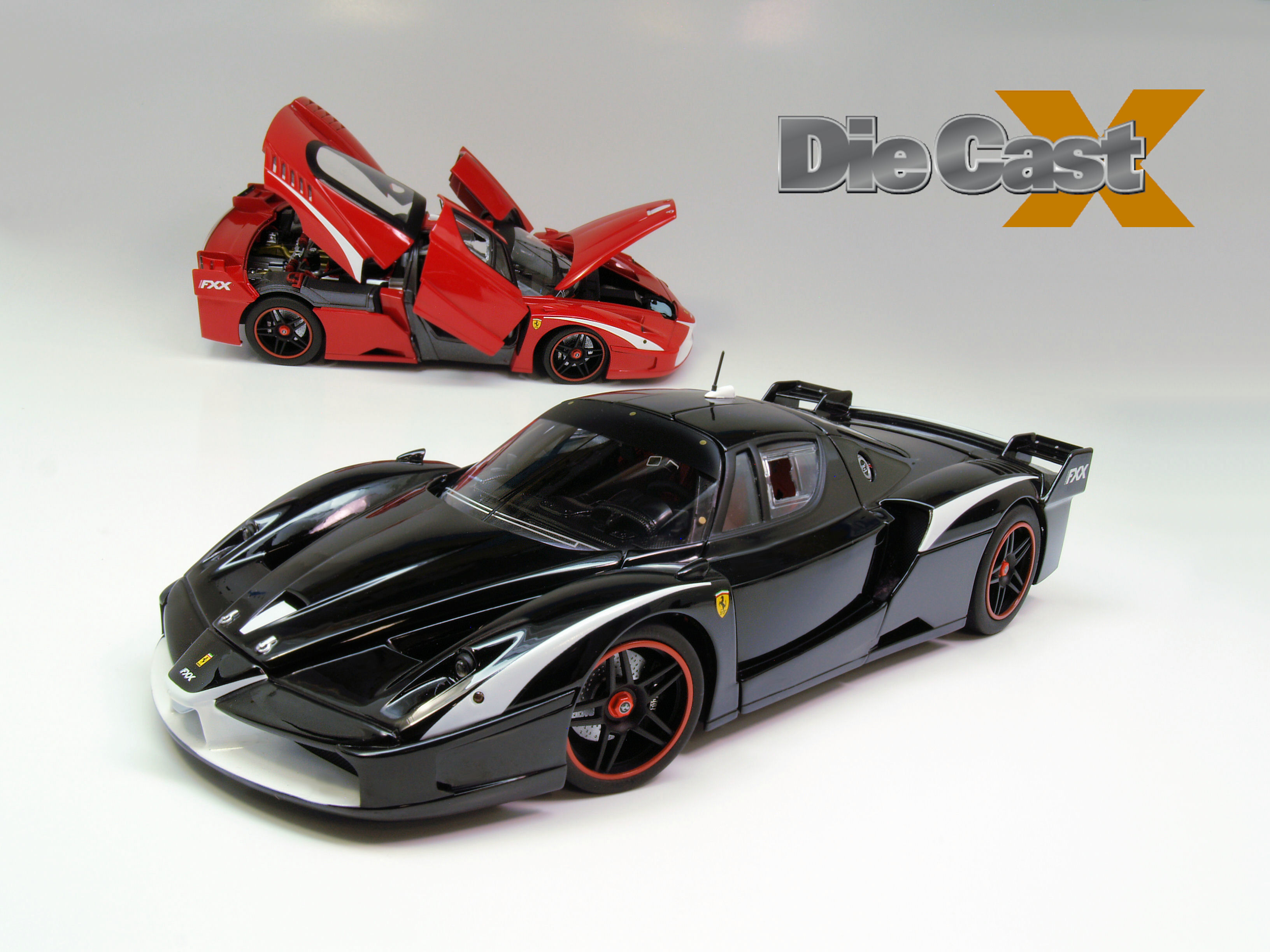 Hot Wheels Elite Ferrari FXX: Special FXX