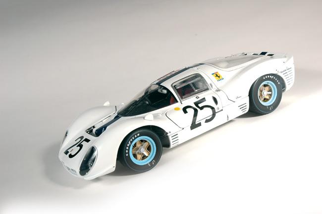 GMP Ferrari 412P
