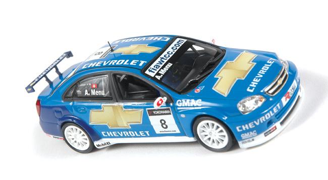 NOREV 2008 Chevrolet Lacetti WTCC