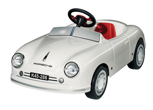 PORSCHE 356 Electric Car