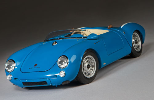 Birth of a Dynasty – Schuco Porsche Spider