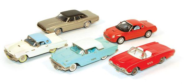 Thunderbird: Ford's Fabulous Flock