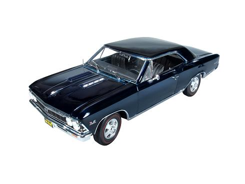 American Muscle 1:18 Chevrolet Centennial Chrome Editions