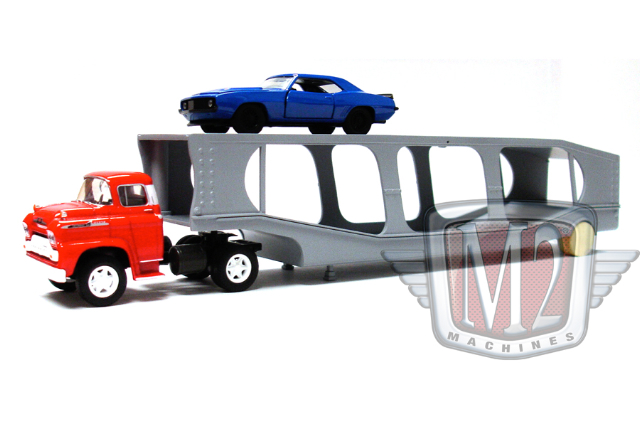 M2 Machines Auto-Haulers car carrier