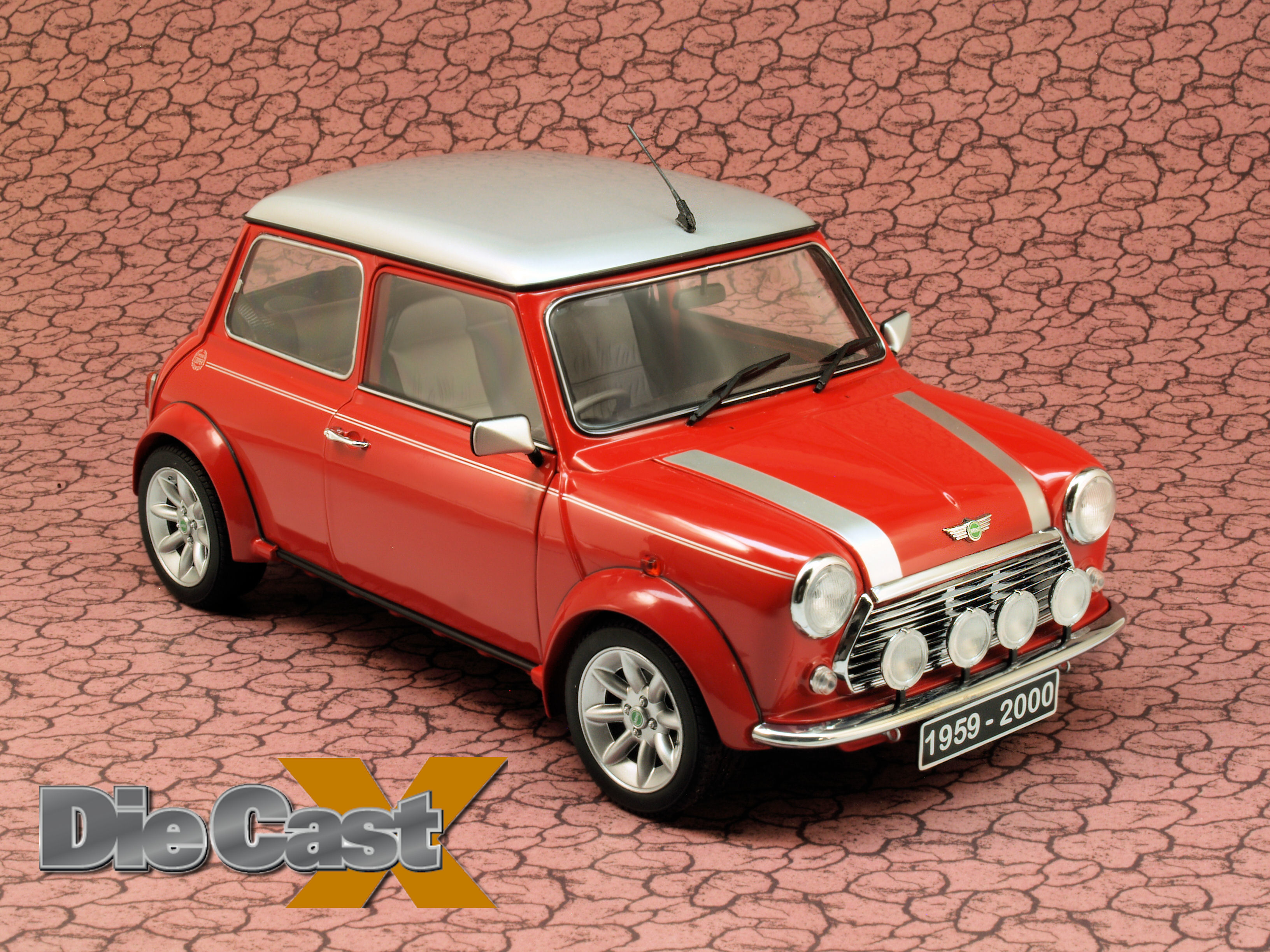 "Premium Classixx 1:12 ""Classic"" Mini: To Sirs, With Love"