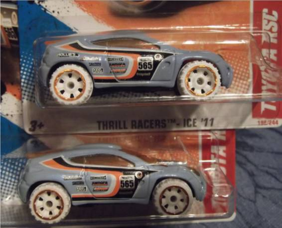 Hot Wheels  Toyota RSC Variation