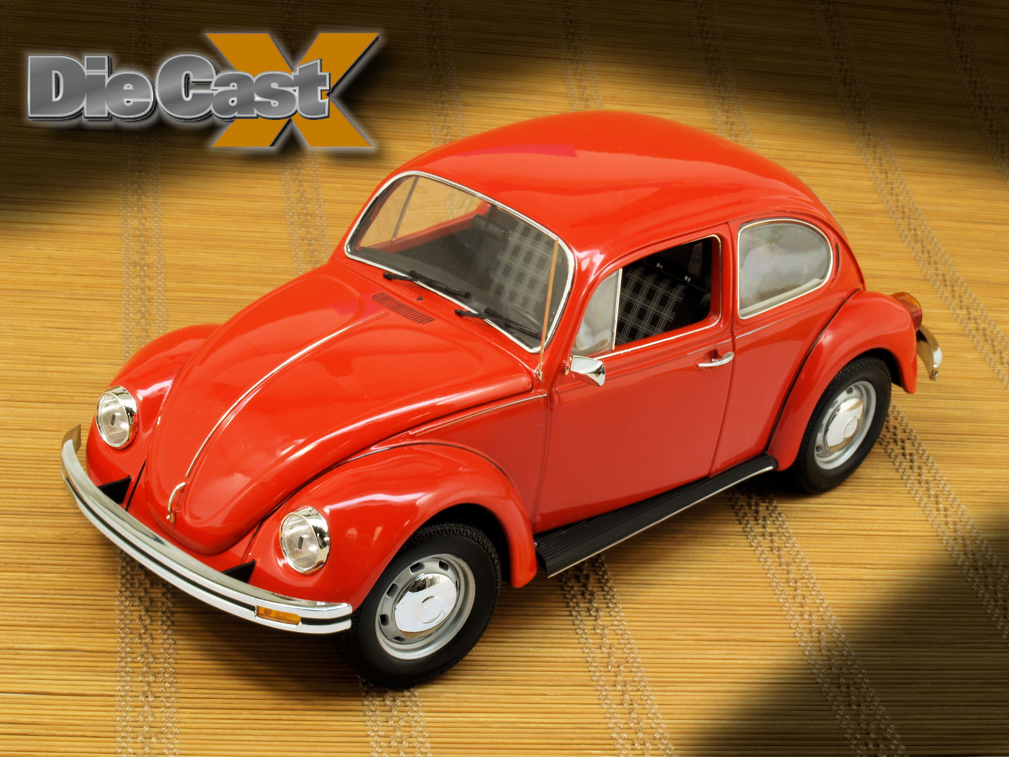 Minichamps 1:18 1983 VW Beetle: Humble is Good