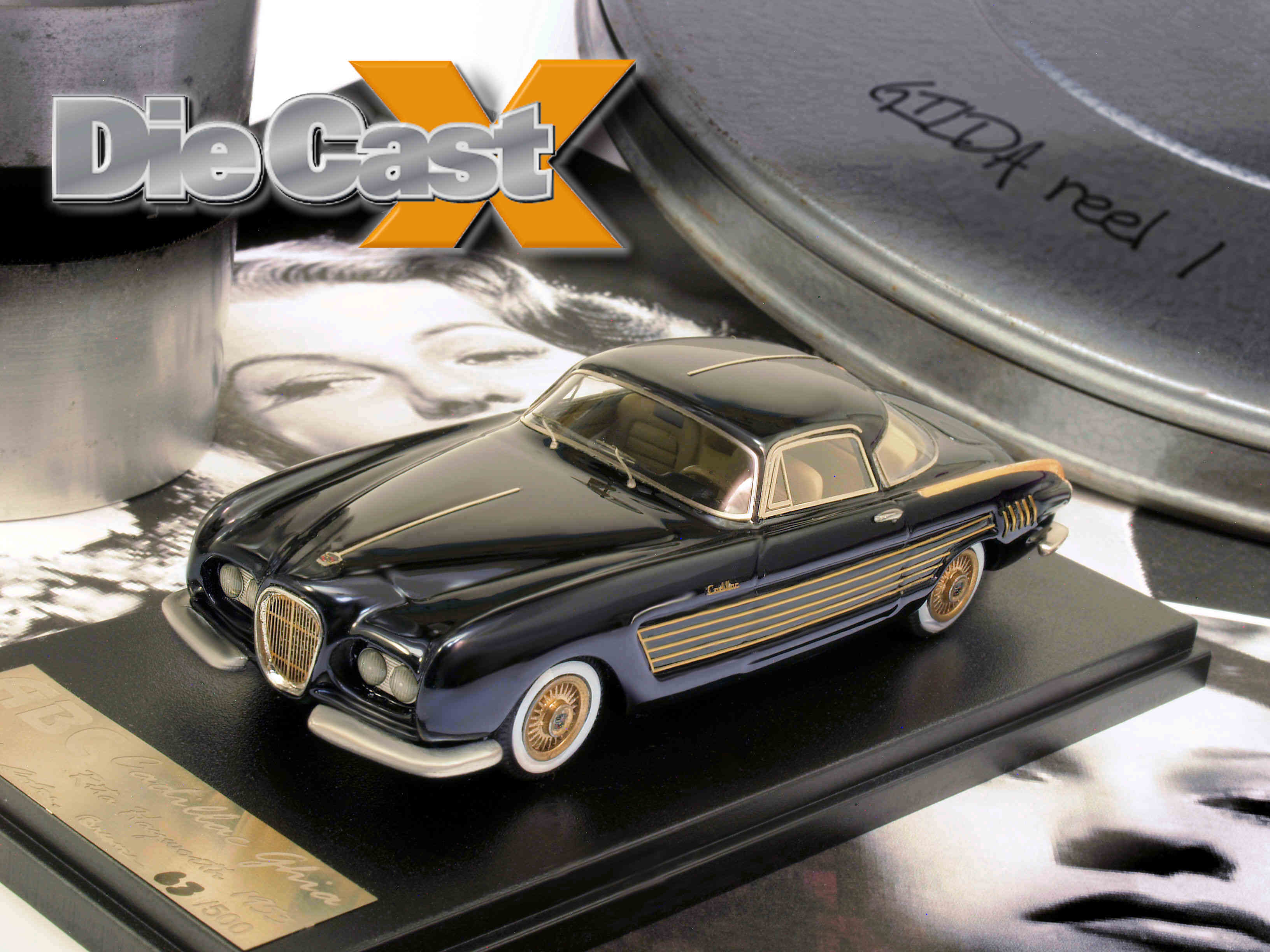"ABC 1:43 ""Hayworth"" Cadillac: The Royal Treatment"