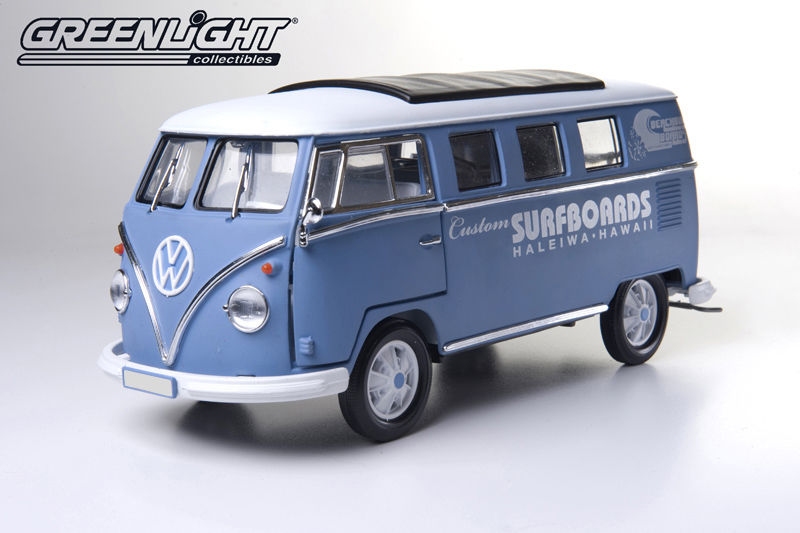 Greenlight's Latest 1:18 Scale Releases