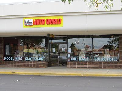 AUTO WORLD Retail Store Opens Its Doors
