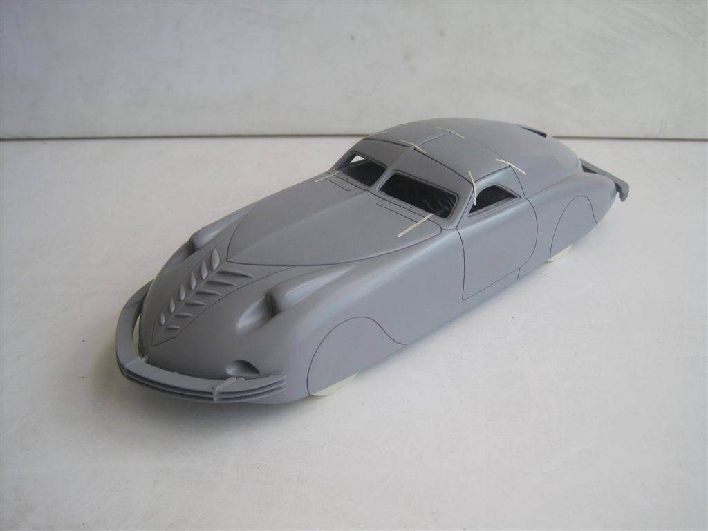 Automodello1938 Phantom Corsair Preview