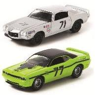 Greenlight Collectibles announces Road Racers Series 1