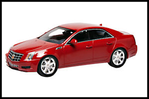 Luxury Collectibles Announces 2nd Wave of 1:43 Resin Vehicles
