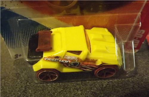 Hot Wheels RD05 with brown wing!