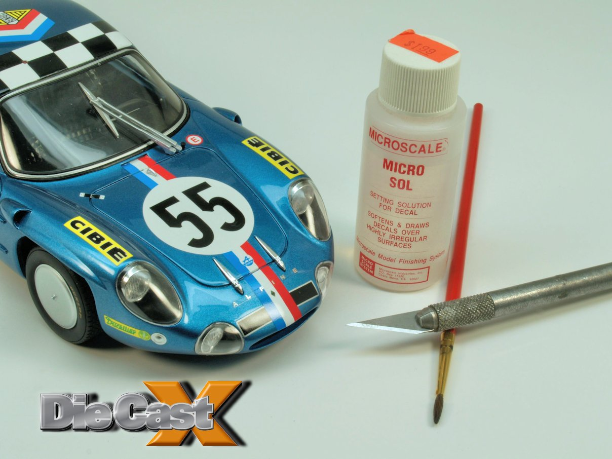 Diecast Tool Box: Decal Fix