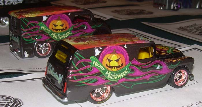 2011 Hot Wheels Convention Customs Coverage