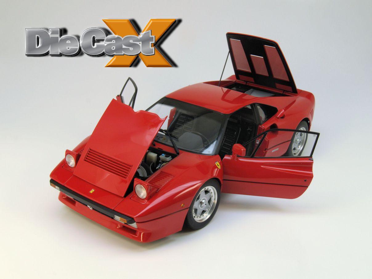 Bonus Photos! Tamiya 1:12 Ferrari 288 GTO