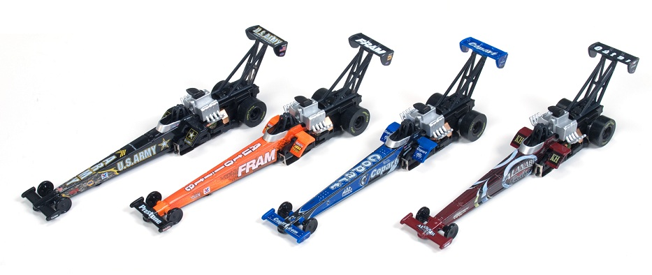 Auto World – Top Fuel Dragster Slot Cars