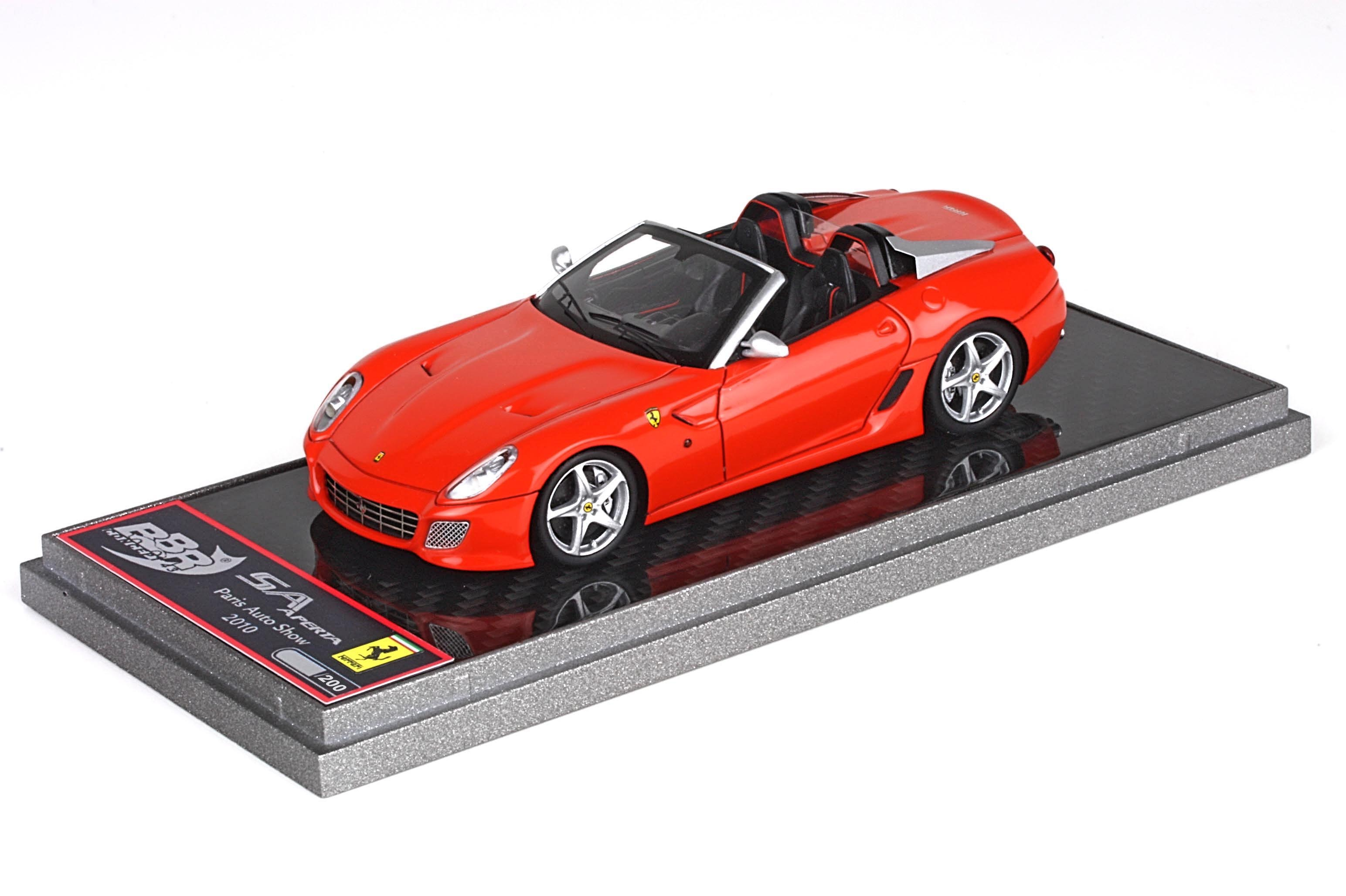 BBR Ferrari SA Aperta