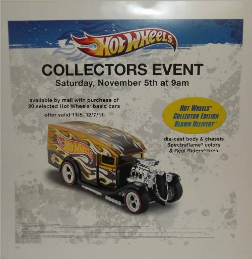Kmart Hot Wheels Event 11.5.11