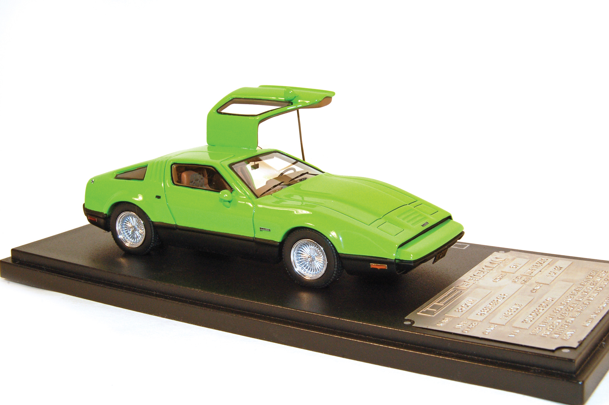 Beautiful Bricklin