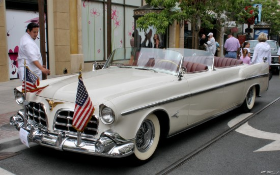 Love a Parade: Legendary Motors' 1956 Chrysler Parade Phaetons are here