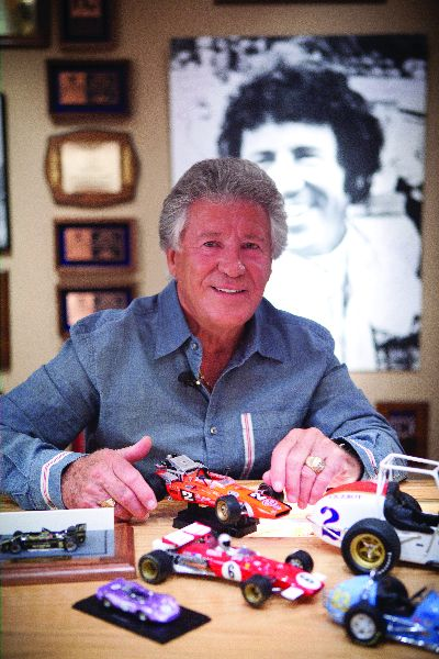 Mario Andretti Interview