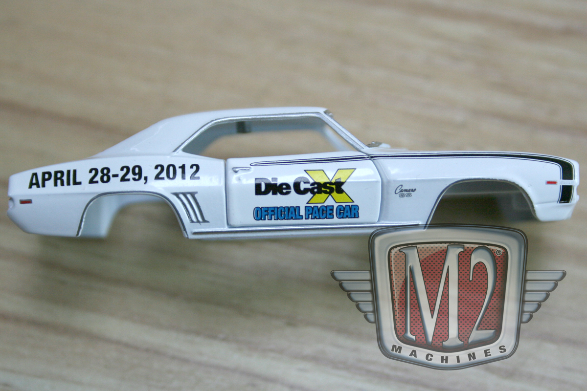 Sneak Peak: M2 Machines Announces Exclusive Vehicle for the DCX Collectors EXPO