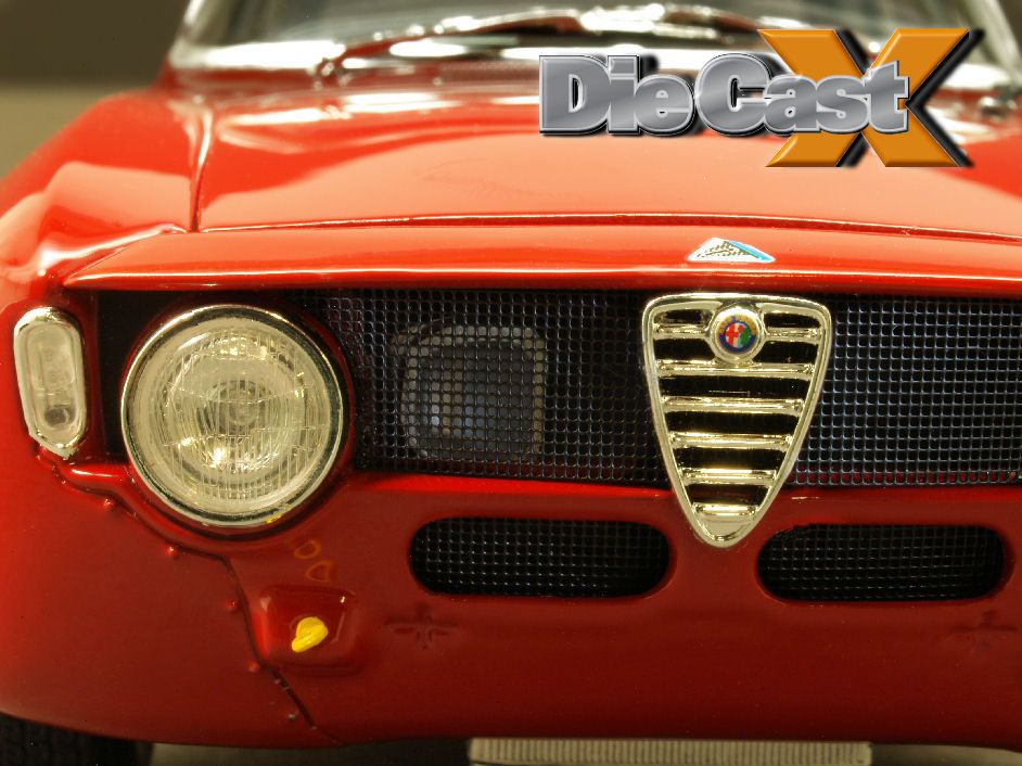 Alfa Male: Minichamps 1:18 Alfa Romeo GTA 1300 Junior