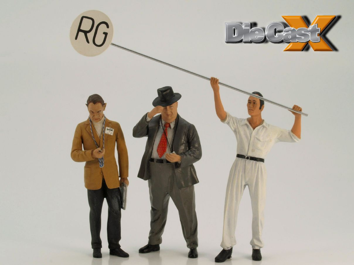 Little People: Le Mans Miniatures 1:18 Classic Race Figures