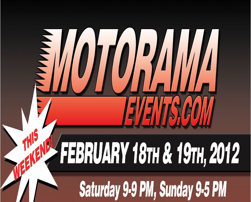 MEET DCX THIS WEEKEND: Join us at Motorama in Harrisburg, PA