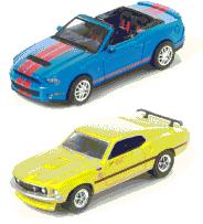Cover Cars : GreenLight's 'Zine Machines Series 2