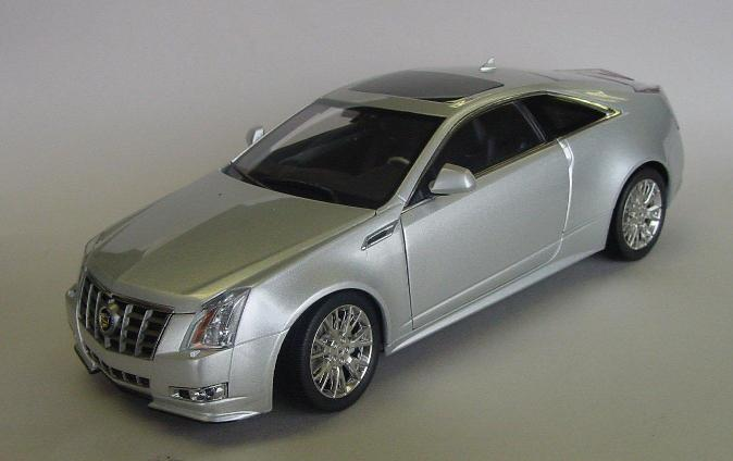 Kyosho 1:18 Master Piece Collection CTS Coupe