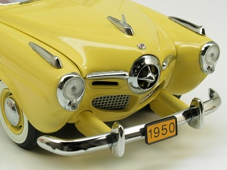Number One with a Bullet: Danbury Mint 1:24 1950 Studebaker