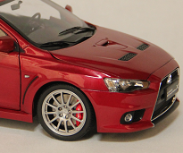 Grocery Getter or Rally Racer: CSM Mitsubishi EVO 10