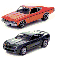 GreenLight's GL Muscle Ups the Horsepower for Series 4