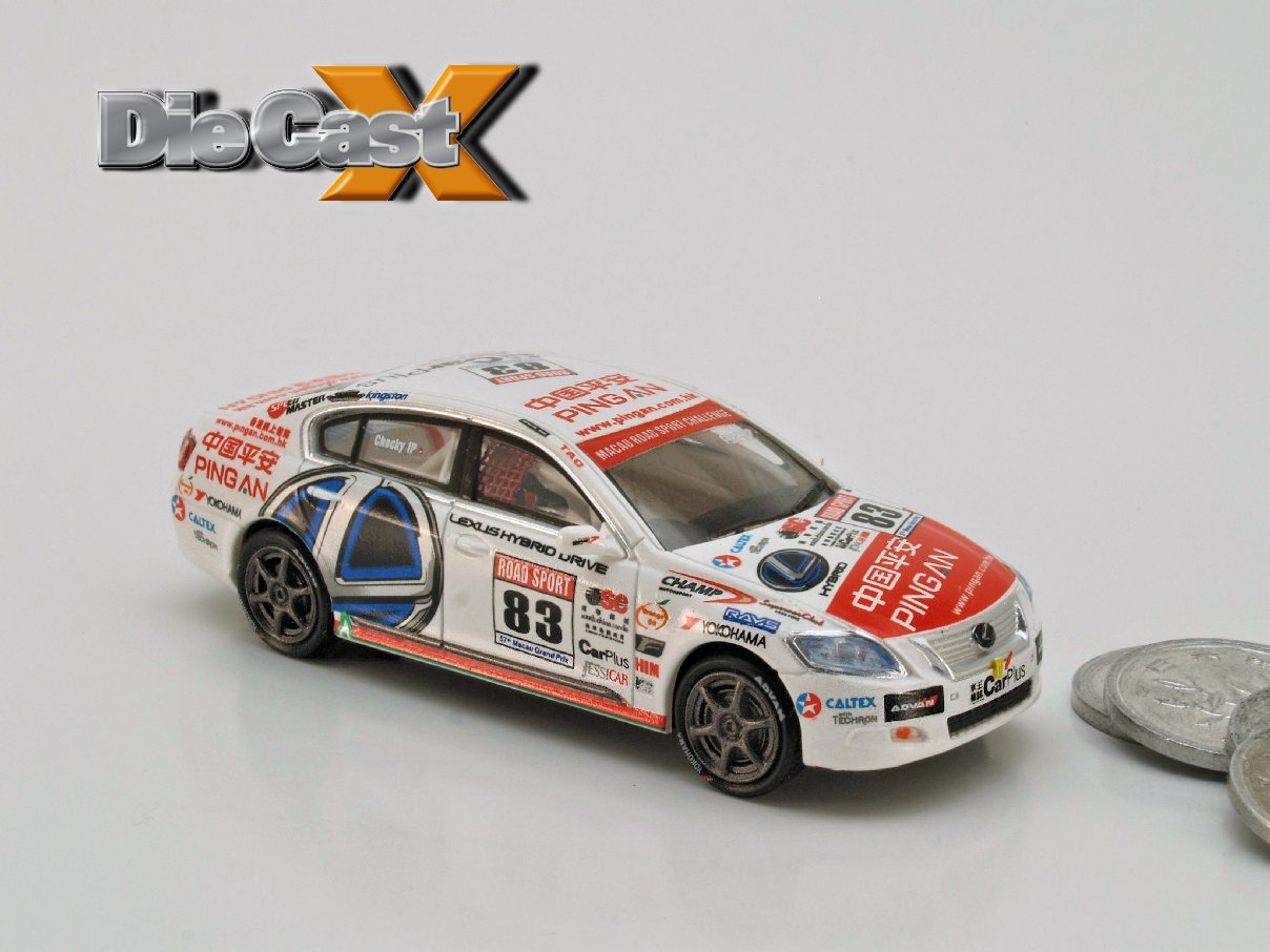 "XCO 1:64 Lexus GS450h: One From Out of ""Dabox"""