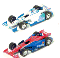 GreenLight's all new 1:64 Indy Series