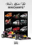 Minichamps 2012 Catalogs Are Now Available