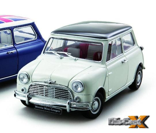 Boxing Lesson: Kyosho Announces Mini Travellers in 1:18