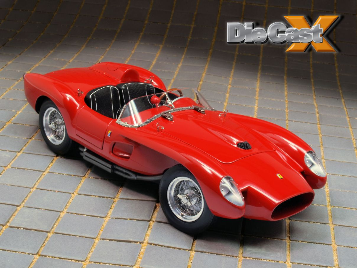 AUTO REWIND: CMC's Incredible 1958 Ferrari Testa Rossa