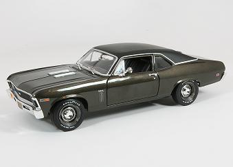 Auto World 1969 Chevrolet Nova SS 396