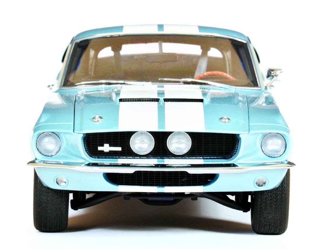 AUTOart's 1967 Mustang Shelby GT500