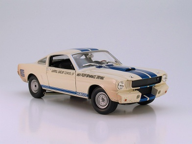 Dirty Snake – M2 Machines 1965 Shelby Mustang GT350