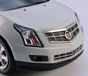 Luxury Collectibles 2011 Cadillac SRX