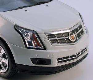 Luxury Collectibles 2011 Cadillac SRX