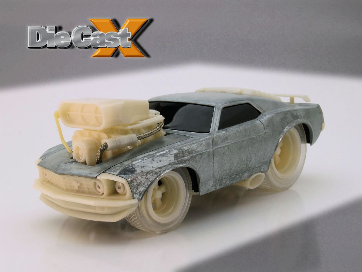 World Exclusive: Muscle Machines Prototypes Arrive at DCX!