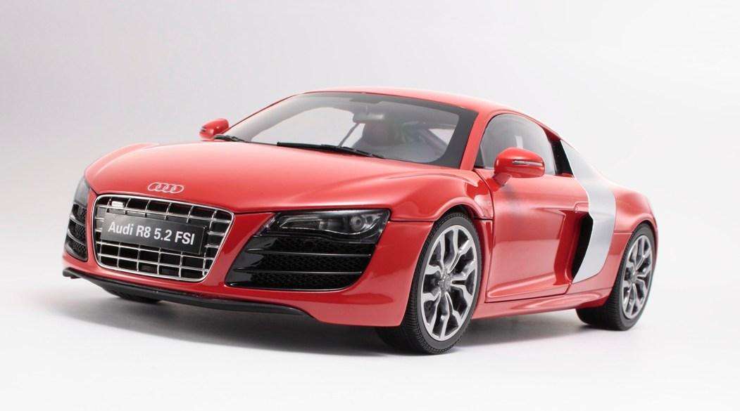 Kyosho Audi R8 5.2 FSI Quattro