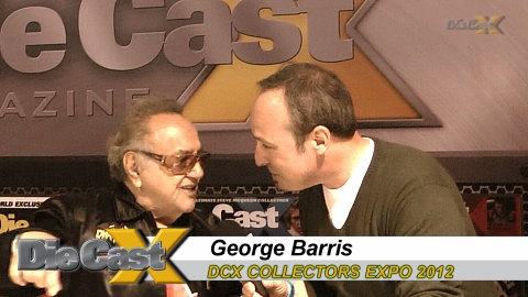 DCX Collectors Expo VIDEO: George Barris